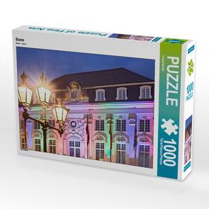 CALVENDO Puzzle Bonn 1000 Teile Lege-Größe 64 x 48 cm Foto-Puzzle Bild von U boeTtchEr