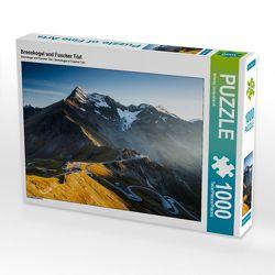 CALVENDO Puzzle Brennkogel und Fuscher Törl 1000 Teile Lege-Größe 64 x 48 cm Foto-Puzzle Bild von Mikolaj Gospodarek