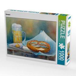 CALVENDO Puzzle Brotzeit 1000 Teile Lege-Größe 64 x 48 cm Foto-Puzzle Bild von Jitka Krause von Krause,  Jitka