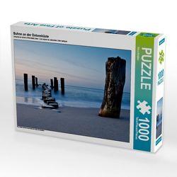CALVENDO Puzzle Buhne an der Ostseeküste 1000 Teile Lege-Größe 64 x 48 cm Foto-Puzzle Bild von Rico Ködder von Ködder,  Rico