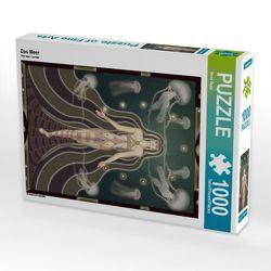 CALVENDO Puzzle Das Meer 1000 Teile Lege-Größe 48 x 64 cm Foto-Puzzle Bild von Irene Repp von Repp,  Irene