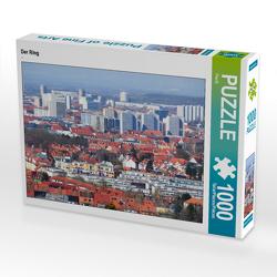 CALVENDO Puzzle Der Ring 1000 Teile Lege-Größe 64 x 48 cm Foto-Puzzle Bild von Flori0