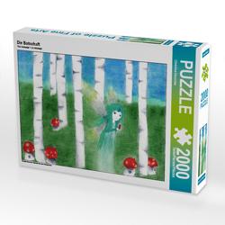CALVENDO Puzzle Die Botschaft 2000 Teile Lege-Größe 90 x 67 cm Foto-Puzzle Bild von Christine Denorme