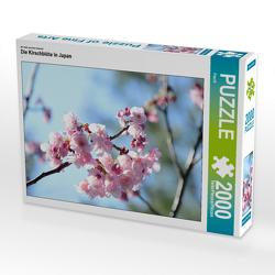 CALVENDO Puzzle Die Kirschblüte in Japan 2000 Teile Lege-Größe 90 x 67 cm Foto-Puzzle Bild von Flori0