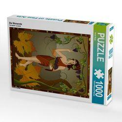 CALVENDO Puzzle Die Weinernte 1000 Teile Lege-Größe 48 x 64 cm Foto-Puzzle Bild von Irene Repp von Repp,  Irene