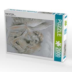 CALVENDO Puzzle Engel auf Erden 2000 Teile Lege-Größe 67 x 90 cm Foto-Puzzle Bild von Marita Zacharias