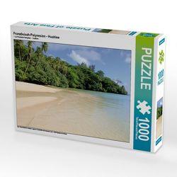 CALVENDO Puzzle Französisch-Polynesien – Huahine 1000 Teile Lege-Größe 64 x 48 cm Foto-Puzzle Bild von N N