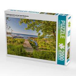 CALVENDO Puzzle Frühlingspracht auf der Insel Bornholm 2000 Teile Lege-Größe 90 x 67 cm Foto-Puzzle Bild von Christian Müringer