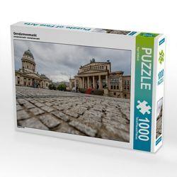 CALVENDO Puzzle Gendarmenmarkt 1000 Teile Lege-Größe 64 x 48 cm Foto-Puzzle Bild von Ingo Gerlach von Gerlach,  Ingo