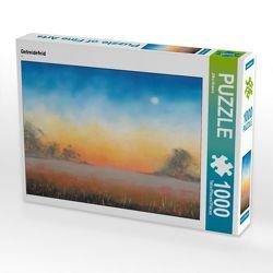 CALVENDO Puzzle Getreidefeld 1000 Teile Lege-Größe 64 x 48 cm Foto-Puzzle Bild von Jitka Krause von Krause,  Jitka