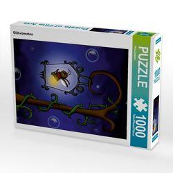 CALVENDO Puzzle Glühwürmchen 1000 Teile Lege-Größe 48 x 64 cm Foto-Puzzle Bild von Pezi Creation von Creation,  Pezi