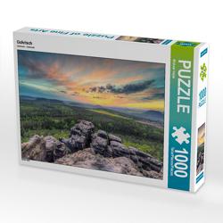 CALVENDO Puzzle Gohrisch 1000 Teile Lege-Größe 64 x 48 cm Foto-Puzzle Bild von Michael Valjak
