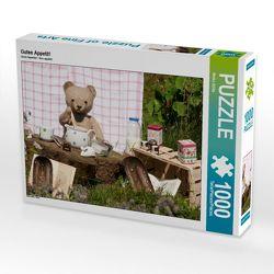 CALVENDO Puzzle Guten Appetit! 1000 Teile Lege-Größe 64 x 48 cm Foto-Puzzle Bild von Meike Bölts