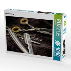 CALVENDO Puzzle Handwerkszeug 1000 Teile Lege-Größe 64 x 48 cm Foto-Puzzle Bild von Sven Siebauer