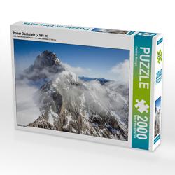 CALVENDO Puzzle Hoher Dachstein (2.995 m) 2000 Teile Lege-Größe 90 x 67 cm Foto-Puzzle Bild von Christian Müringer