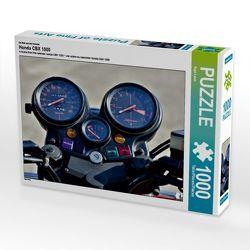CALVENDO Puzzle Honda CBX 1000 1000 Teile Lege-Größe 64 x 48 cm Foto-Puzzle Bild von Ingo Laue von Laue,  Ingo