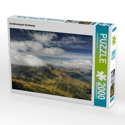 CALVENDO Puzzle Im Nationalpark Nockberge 2000 Teile Lege-Größe 90 x 67 cm Foto-Puzzle Bild von Simone Wunderlich