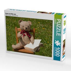 CALVENDO Puzzle Immer im Bilde sein 1000 Teile Lege-Größe 64 x 48 cm Foto-Puzzle Bild von Meike Bölts