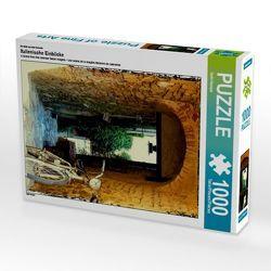 CALVENDO Puzzle Italienische Einblicke 1000 Teile Lege-Größe 48 x 64 cm Foto-Puzzle Bild von Gabi Hampe von Hampe,  Gabi