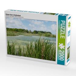 CALVENDO Puzzle Kleiner See in Südholland 2000 Teile Lege-Größe 90 x 67 cm Foto-Puzzle Bild von Susanne Herppich