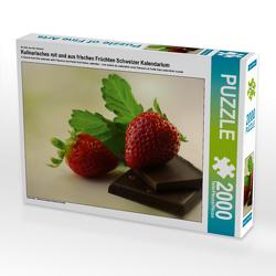 CALVENDO Puzzle Kulinarisches mit und aus frischen Früchten Schweizer Kalendarium 2000 Teile Lege-Größe 90 x 67 cm Foto-Puzzle Bild von N N