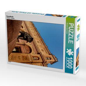 CALVENDO Puzzle Kunsthalle 1000 Teile Lege-Größe 48 x 64 cm Foto-Puzzle Bild von Ole und Julia Dodeck von und Julia Dodeck,  Ole