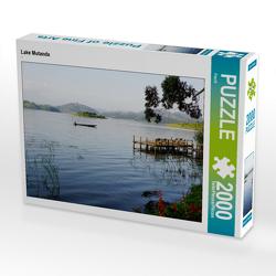 CALVENDO Puzzle Lake Mutanda 2000 Teile Lege-Größe 90 x 67 cm Foto-Puzzle Bild von Flori0