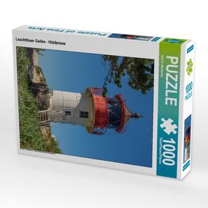 CALVENDO Puzzle Leuchtfeuer Gellen – Hiddensee 1000 Teile Lege-Größe 48 x 64 cm Foto-Puzzle Bild von Karl H. Warkentin