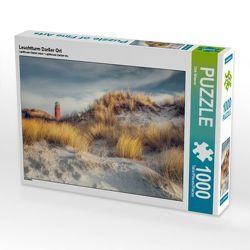 CALVENDO Puzzle Leuchtturm Darßer Ort 1000 Teile Lege-Größe 64 x 48 cm Foto-Puzzle Bild von Dirk Wiemer von Wiemer,  Dirk