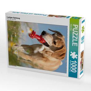 CALVENDO Puzzle Lustiges Spielzeug 1000 Teile Lege-Größe 48 x 64 cm Foto-Puzzle Bild von Meike Bölts