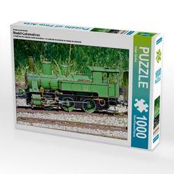 CALVENDO Puzzle Modell-Lokomotiven 1000 Teile Lege-Größe 64 x 48 cm Foto-Puzzle Bild von Geiger Günther von Günther,  Geiger