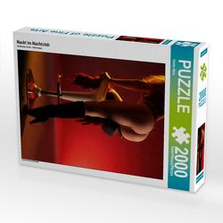 CALVENDO Puzzle Nackt im Nachtclub 2000 Teile Lege-Größe 67 x 90 cm Foto-Puzzle Bild von Stefan Weis