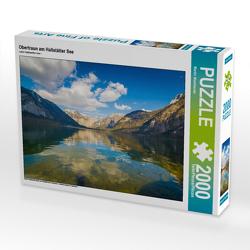 CALVENDO Puzzle Obertraun am Hallstätter See 2000 Teile Lege-Größe 90 x 67 cm Foto-Puzzle Bild von Martin Wasilewski