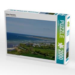 CALVENDO Puzzle Ostsee Panorama 2000 Teile Lege-Größe 90 x 67 cm Foto-Puzzle Bild von Tanja Riedel