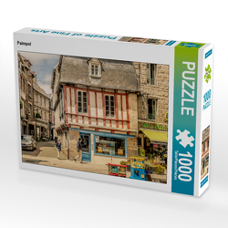 CALVENDO Puzzle Paimpol 1000 Teile Lege-Größe 64 x 48 cm Foto-Puzzle Bild von N N