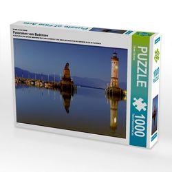 CALVENDO Puzzle Panoramen vom Bodensee 1000 Teile Lege-Größe 64 x 48 cm Foto-Puzzle Bild von Oliver Gärtner von Gärtner,  Oliver