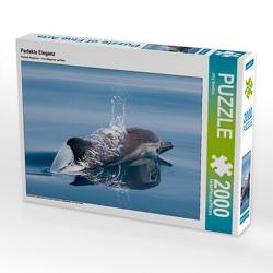 CALVENDO Puzzle Perfekte Eleganz 2000 Teile Lege-Größe 90 x 67 cm Foto-Puzzle Bild von Jörg Bouillon