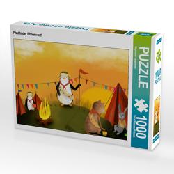 CALVENDO Puzzle Pfadfinder Ehrenwort! 1000 Teile Lege-Größe 64 x 48 cm Foto-Puzzle Bild von Stephanie Langowski