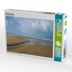 CALVENDO Puzzle Priellandschaft 2000 Teile Lege-Größe 90 x 67 cm Foto-Puzzle Bild von Susanne Herppich