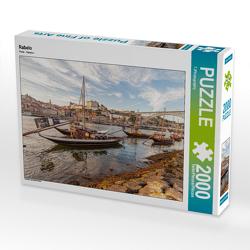 CALVENDO Puzzle Rabelo 2000 Teile Lege-Größe 90 x 67 cm Foto-Puzzle Bild von TJPhotography