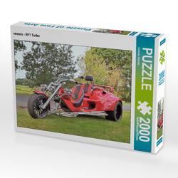 CALVENDO Puzzle rewaco – RF1 Turbo 2000 Teile Lege-Größe 90 x 67 cm Foto-Puzzle Bild von Günther Klünder