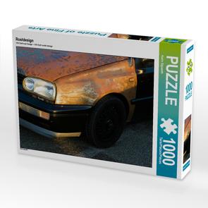 CALVENDO Puzzle Rostdesign 1000 Teile Lege-Größe 64 x 48 cm Foto-Puzzle Bild von Karin Sigwarth