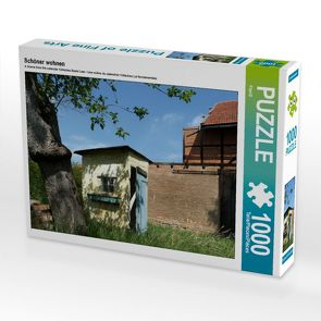 CALVENDO Puzzle Schöner wohnen 1000 Teile Lege-Größe 64 x 48 cm Foto-Puzzle Bild von Flori0