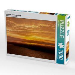 CALVENDO Puzzle Schweden Sonnenaufgang 1000 Teile Lege-Größe 64 x 48 cm Foto-Puzzle Bild von Oliver Pinkoss von Pinkoss,  Oliver