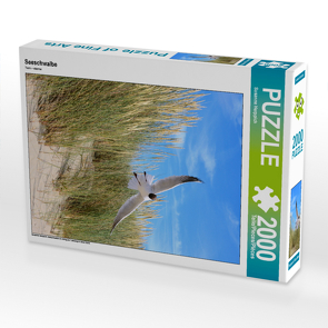 CALVENDO Puzzle Seeschwalbe 2000 Teile Lege-Größe 67 x 90 cm Foto-Puzzle Bild von Susanne Herppich