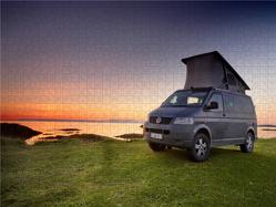 CALVENDO Puzzle Sonnenuntergang auf den Vesterålen 2000 Teile Lege-Größe 90 x 67 cm Foto-Puzzle Bild von N N