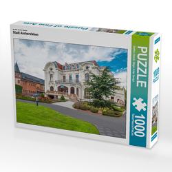 CALVENDO Puzzle Stadt Aschersleben 1000 Teile Lege-Größe 64 x 48 cm Foto-Puzzle Bild von Steffen Gierok