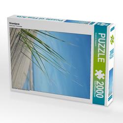 CALVENDO Puzzle Strandgras 2000 Teile Lege-Größe 67 x 90 cm Foto-Puzzle Bild von Susanne Herppich