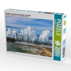 CALVENDO Puzzle Teneriffa – Kanarischer Inselzauber im Atlantik 2000 Teile Lege-Größe 90 x 67 cm Foto-Puzzle Bild von Dieter Meyer