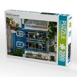 CALVENDO Puzzle Türkunst auf dem Darß 2000 Teile Lege-Größe 67 x 90 cm Foto-Puzzle Bild von Steffen Gierok
